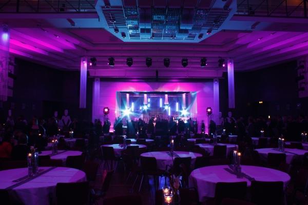 Konferenz- und Event-Ausstattung für die apetito AG