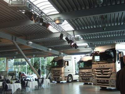 Mercedes-Benz Actros Vorstellung
