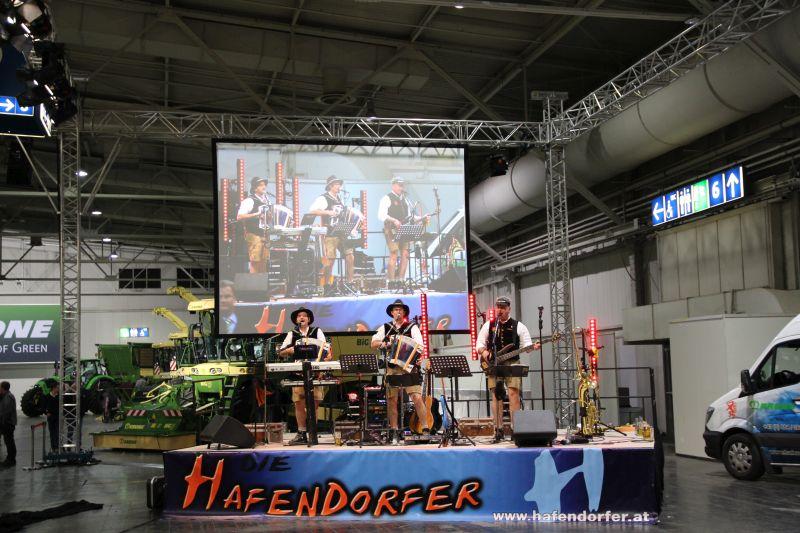 Deutschen Messe AG in Hannover