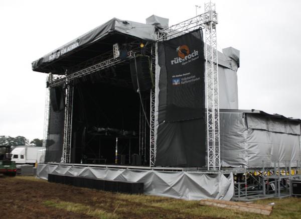 L&S liefert Bühne für Rüt`n`Rock!