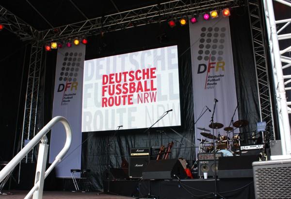 Deutsche Fußball Route in Gelsenkirchen