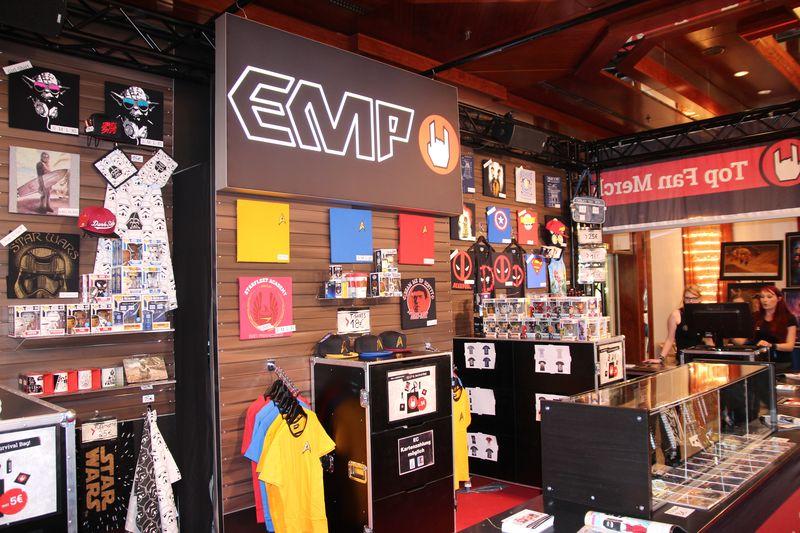 EMP Stand FedCon