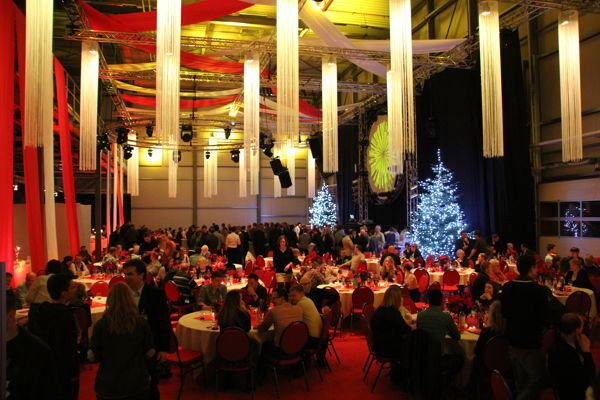 Event-Location Versandhalle