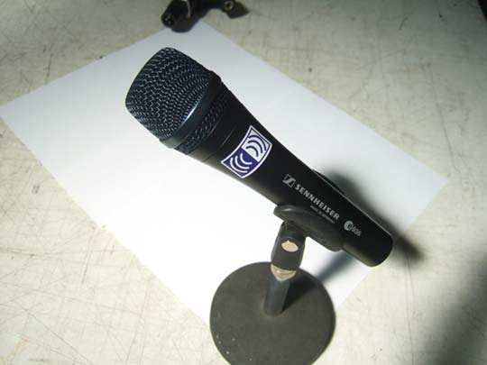 Sennheiser e945 Dynamisches Mikrofon