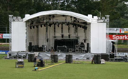 ArcoStage 140 open air stage