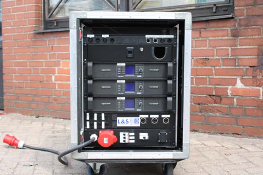 Lab.gruppen PLM 10000Q - output stage