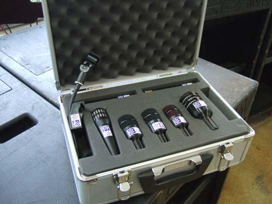 AUDIX D6 Instrumenten-Mikrofon