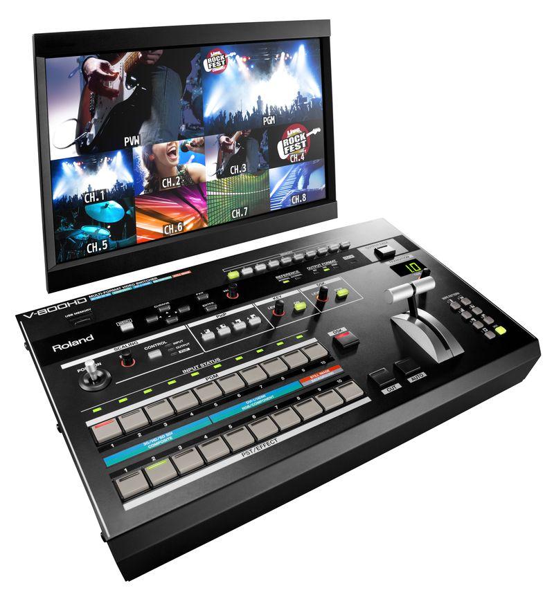 Videomischpult Roland V-800HD