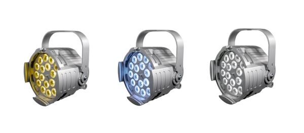 NEU: LED-Weißlicht-Scheinwerfer
