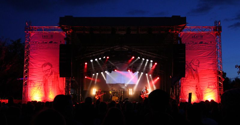 "Festival ""Krach am Bach"" in Beelen"