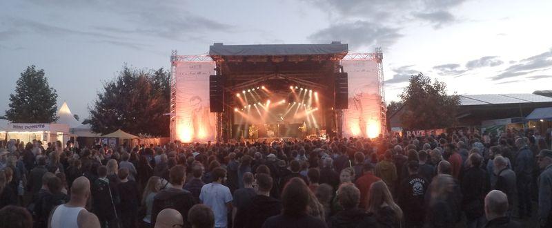 "Festival ""Krach am Bach"" in Beelen"