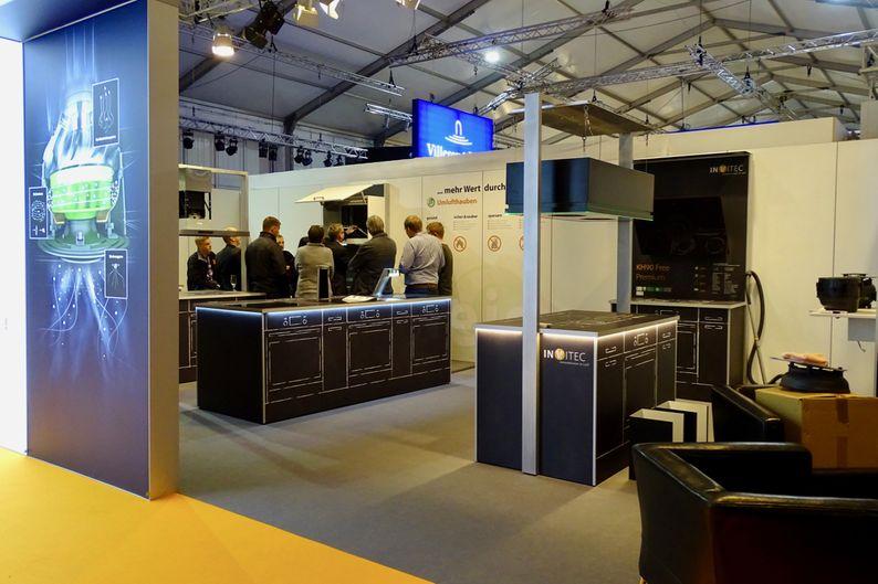Fach- und Ordermesse area30 Löhne 2018