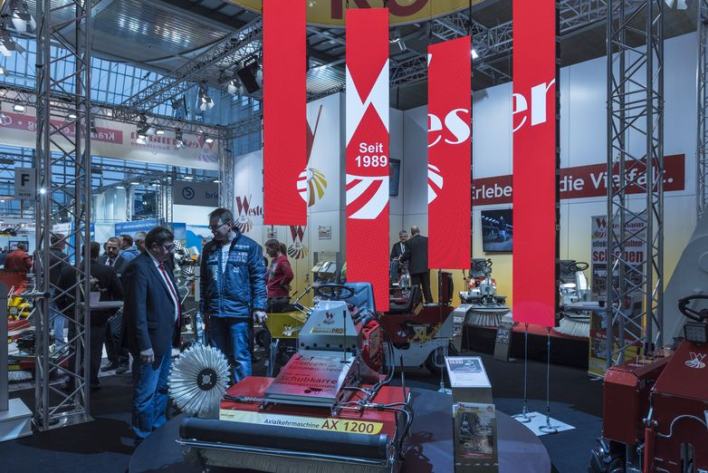 Agritechnica 2017 Messestand Westermann