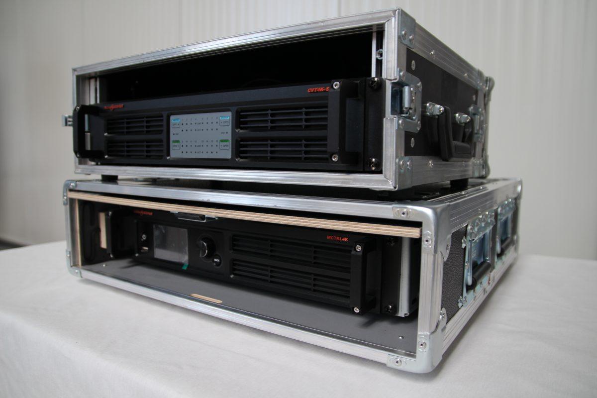 Novastar 4K Controller & Fiber-Converter