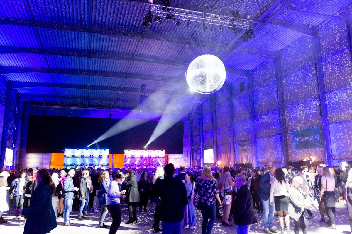Betriebsfest in Rheine.