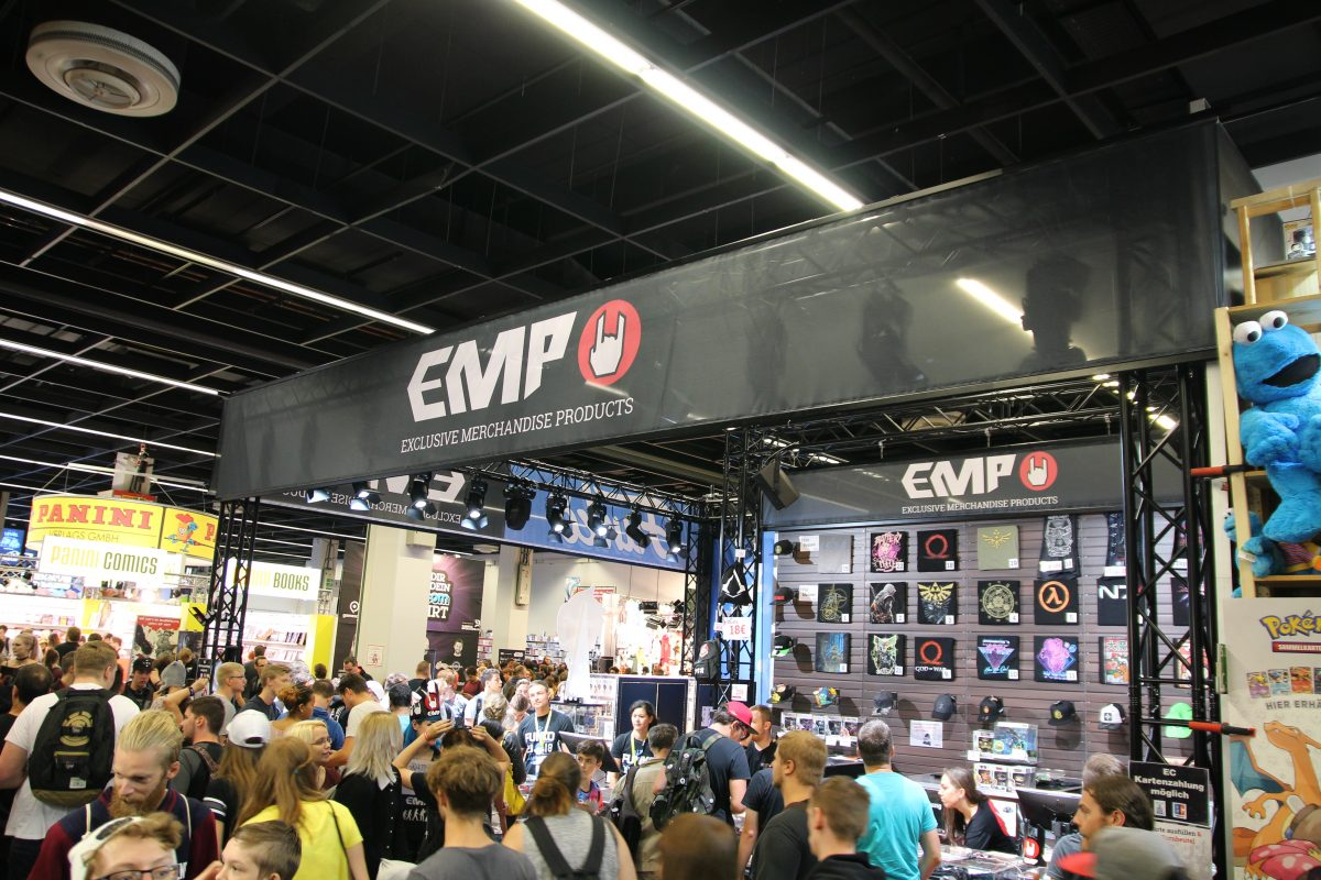 Köln: GamesCom
