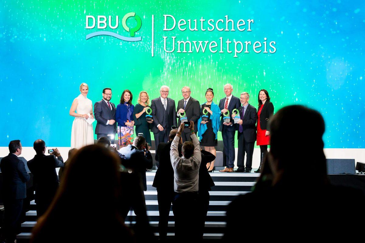 Deutscher Umweltpreis 2018.