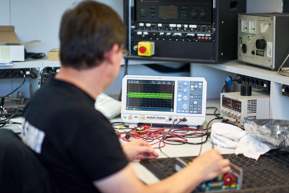 Werkstatt für Medien- und Veranstaltungstechnik
