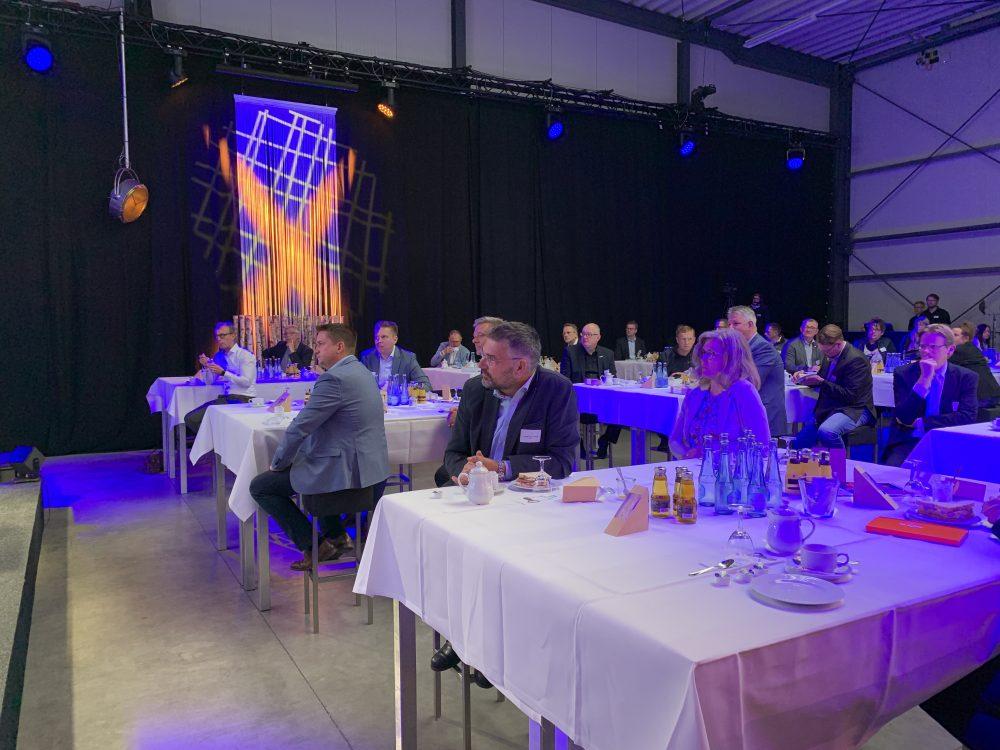 2020 WVS Mitgliederversammlung Unternehmensfrühstück