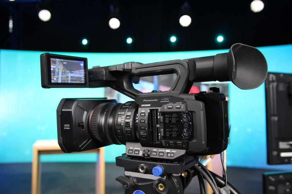 2020_Panasonic AG-UX180 4K Camcorder