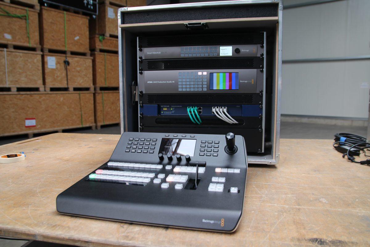 L&S investiert weiter in Videotechnik!