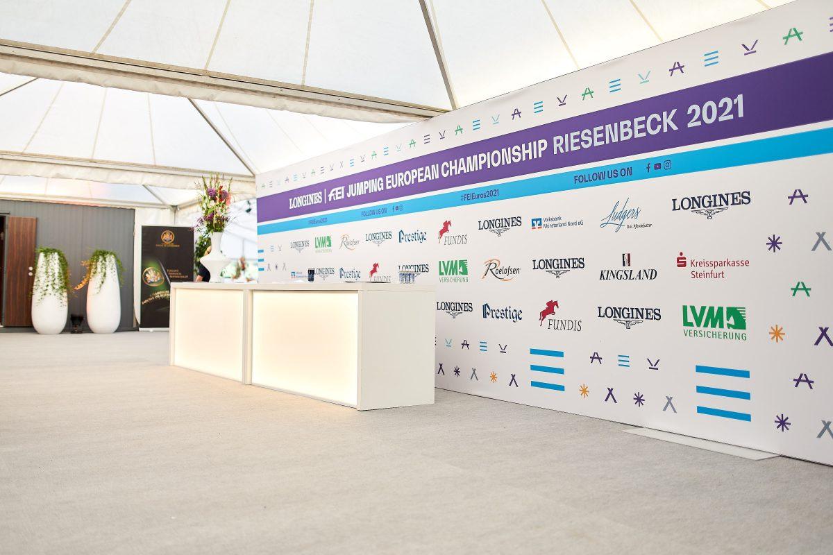 Europameisterschaft der Springreiter 2021